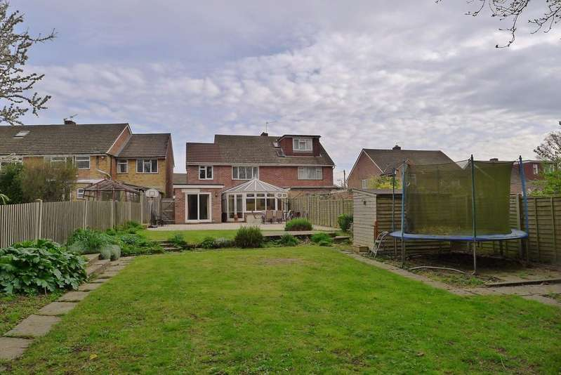 4 Bedrooms Semi Detached House for sale in UPLANDS