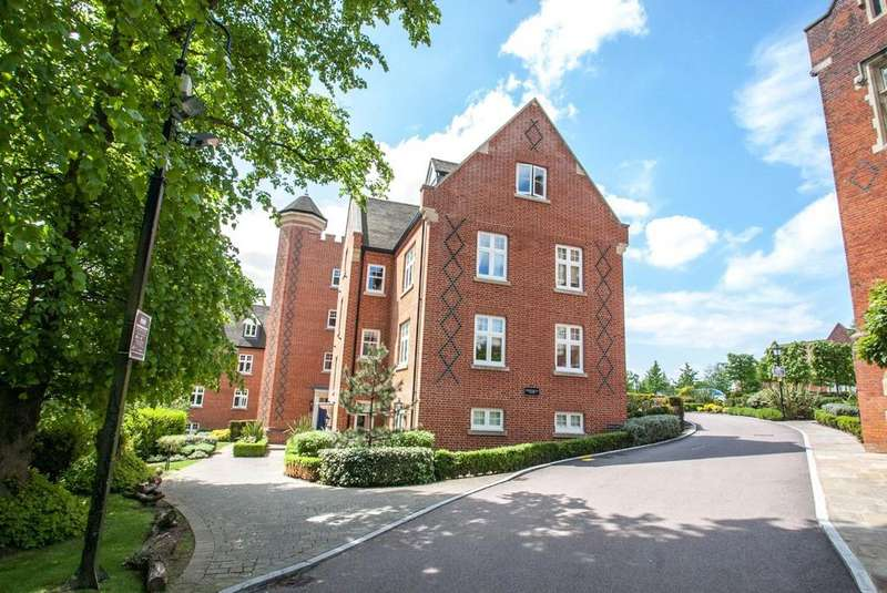 2 Bedrooms Apartment Flat for sale in Nightingale Court, The Galleries, Warley, Brentwood, Essex, CM14