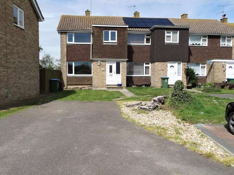 3 Bedrooms End Of Terrace House for sale in Kings Drive, Pagham