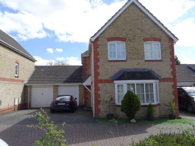 4 Bedrooms Detached House for sale in Bronze Close, Beggarwood