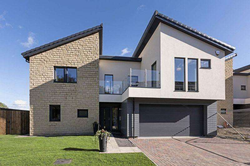 4 Bedrooms Detached House for sale in Park Well, Corbridge Road