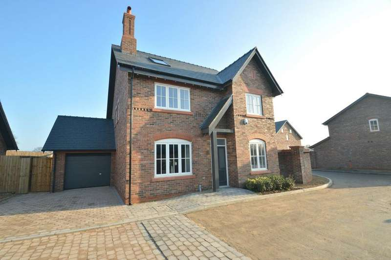 5 Bedrooms Detached House for sale in Higher Heath, Knutsford Road, Cranage