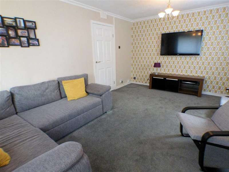 2 Bedrooms Apartment Flat for sale in Blenheim Avenue, EAST KILBRIDE