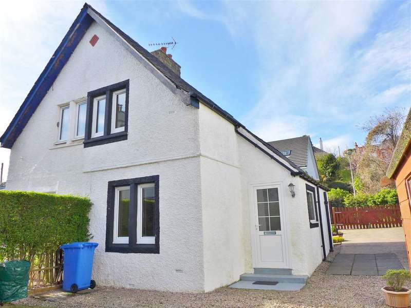 2 Bedrooms Cottage House for sale in Ardgowan Cottage, Brodick, Brodick