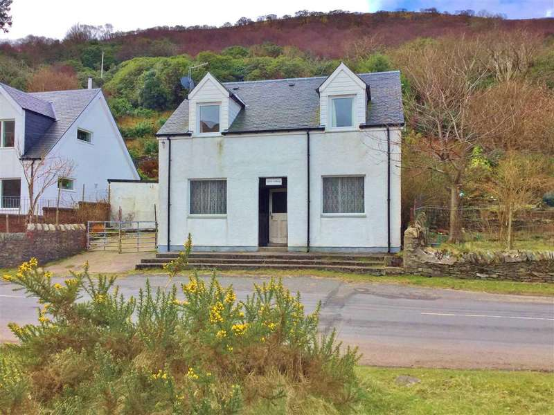 2 Bedrooms Detached House for sale in Glen Askaig, Lochranza