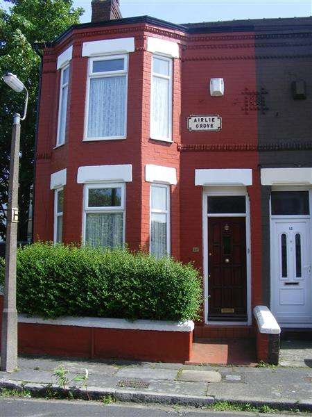 3 Bedrooms Terraced House for sale in Airlie Grove, Liverpool