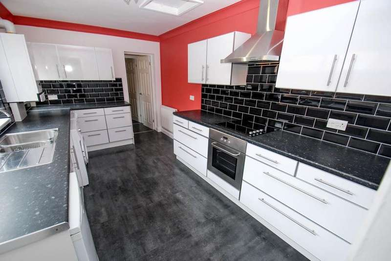 3 Bedrooms Terraced House for sale in Wenlock Road, South Shields
