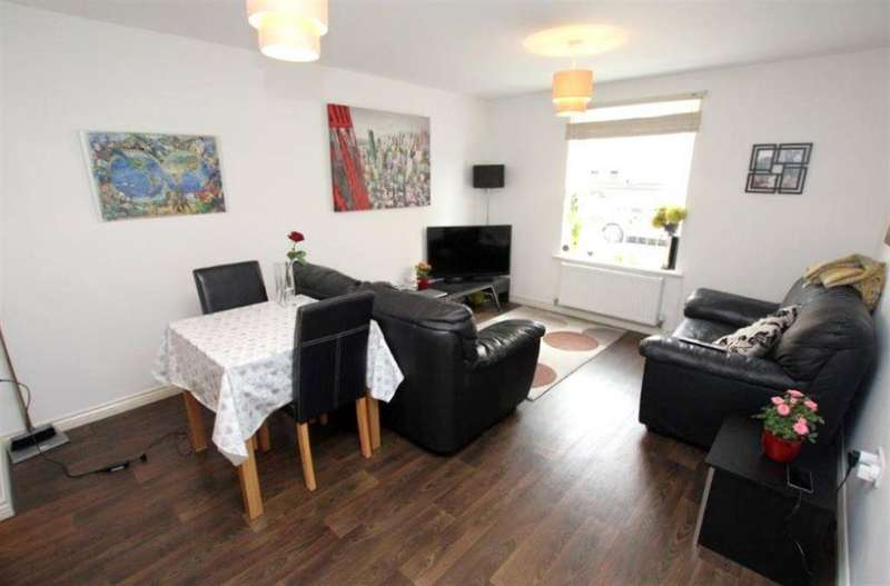 2 Bedrooms Apartment Flat for sale in Black Diamond Park, Chester