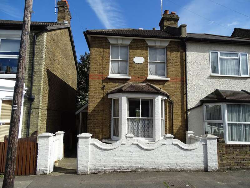 3 Bedrooms House for sale in Eastbourne Road, Brentford