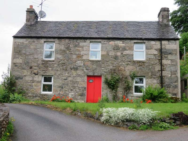 3 Bedrooms Detached House for sale in Fenderbridge, Blair Atholl PH18