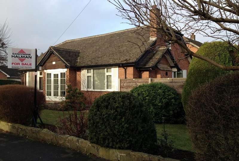 2 Bedrooms Bungalow for sale in St John's Road, Hazel Grove