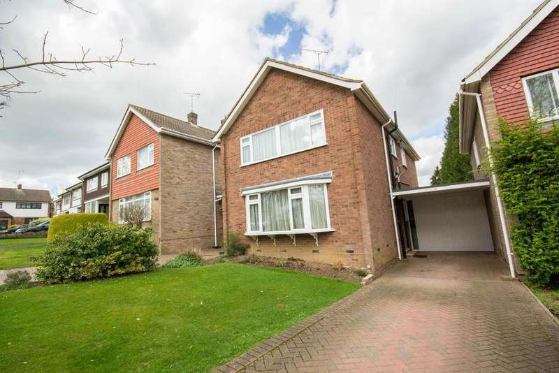4 Bedrooms Link Detached House for sale in Spurgate, Hutton, Brentwood, Essex, CM13