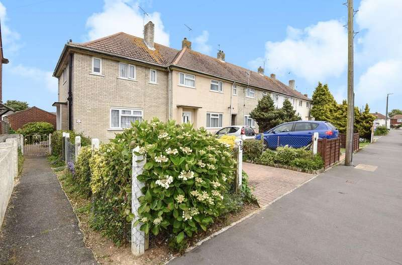 2 Bedrooms End Of Terrace House for sale in Oak Grove, Bognor Regis, PO22