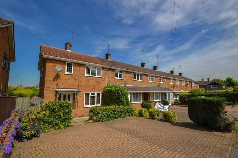 2 Bedrooms End Of Terrace House for sale in Hutton Drive, Hutton, Brentwood, Essex, CM13