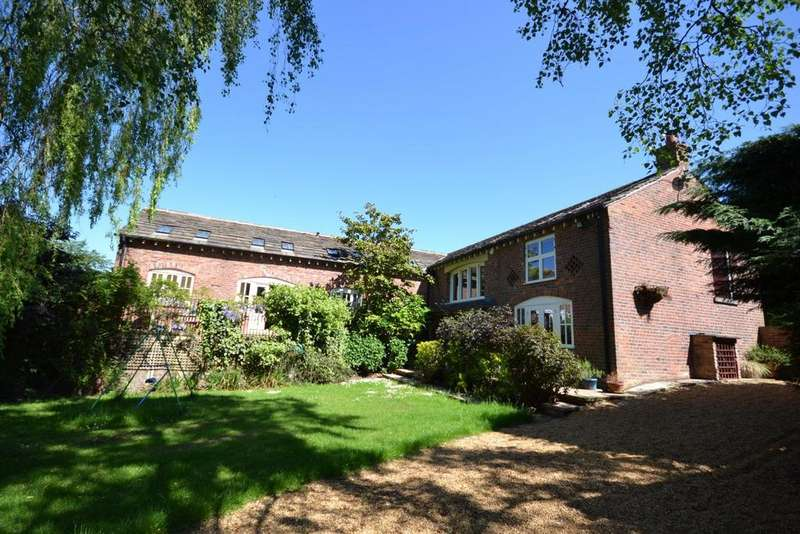 4 Bedrooms Barn Conversion Character Property for sale in Salters Lane, Siddington