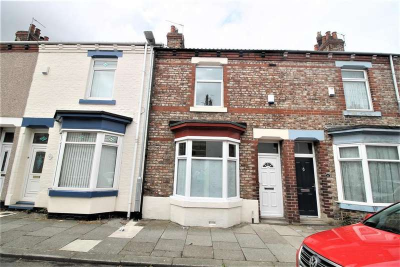 3 Bedrooms Terraced House for sale in Havelock Street, Thornaby, Stockton-On-Tees