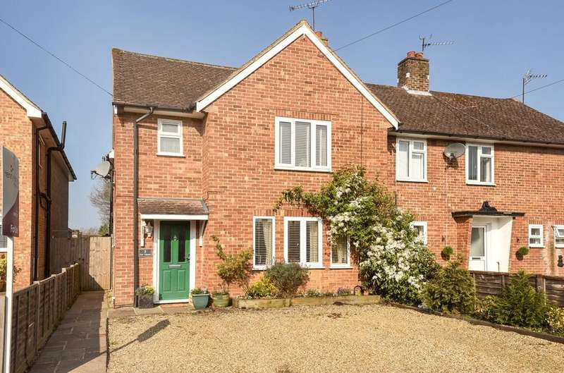 3 Bedrooms Semi Detached House for sale in Greenfield Road, Slinfold, RH13