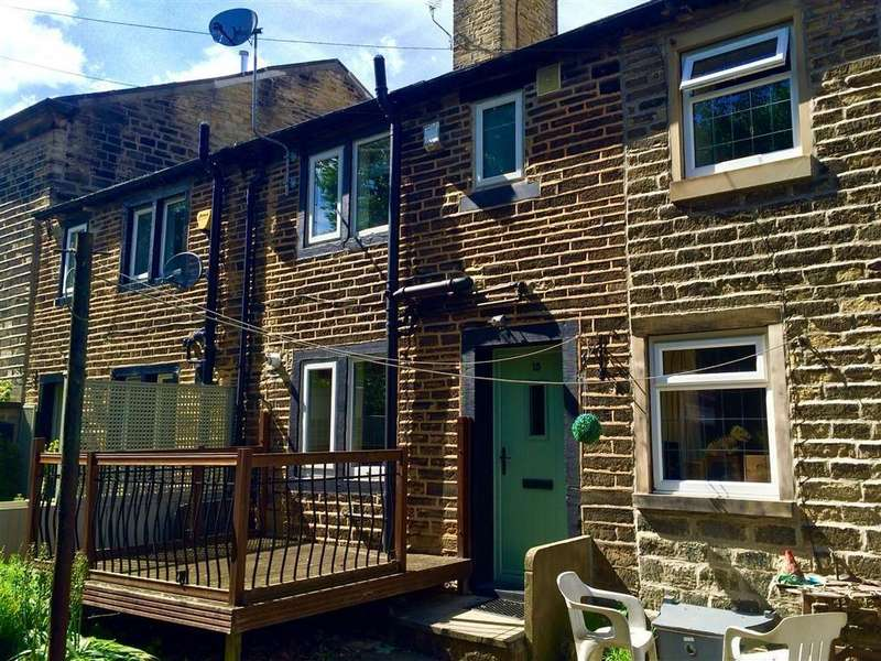 1 Bedroom Cottage House for sale in Temple Street, Lindley, Huddersfield, HD3