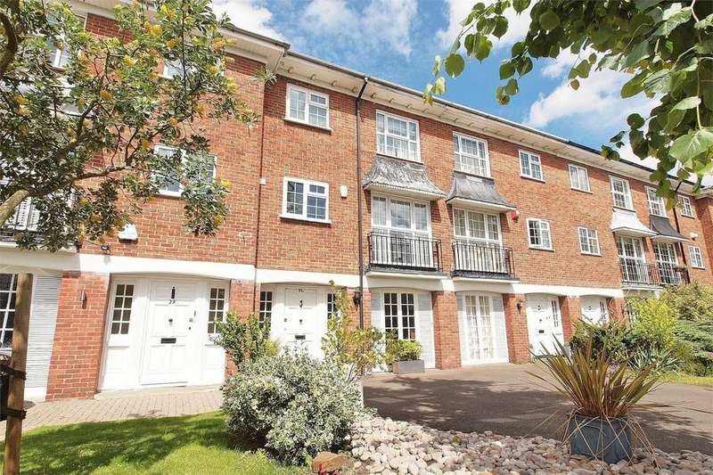 4 Bedrooms Town House for sale in Stanley Avenue, Beckenham, Kent
