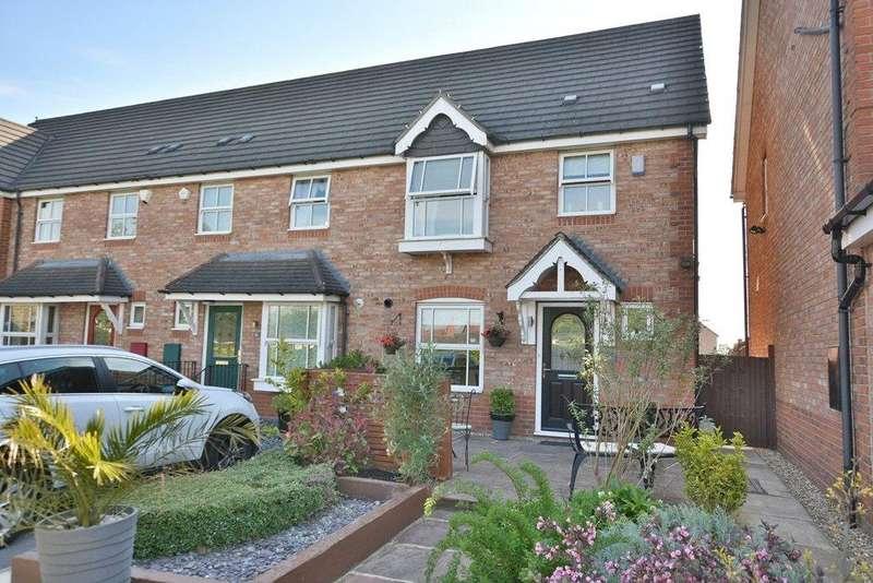 4 Bedrooms Terraced House for sale in Keelham Drive, Rawdon, Leeds