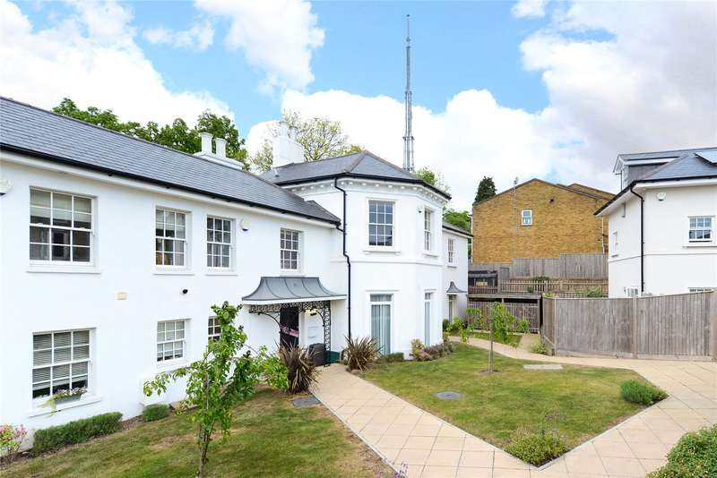 2 Bedrooms Maisonette Flat for sale in Gayfere Place, London