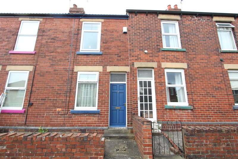 3 Bedrooms Terraced House for sale in Harvey Clough Road, Norton