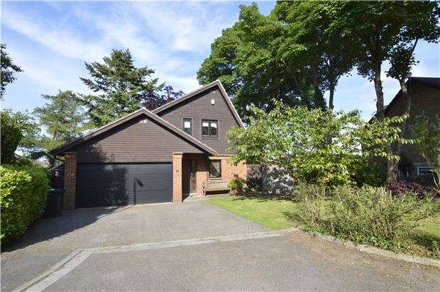 4 Bedrooms Detached House for sale in Prospect Close, Winterbourne Down, BRISTOL, BS36 1BD