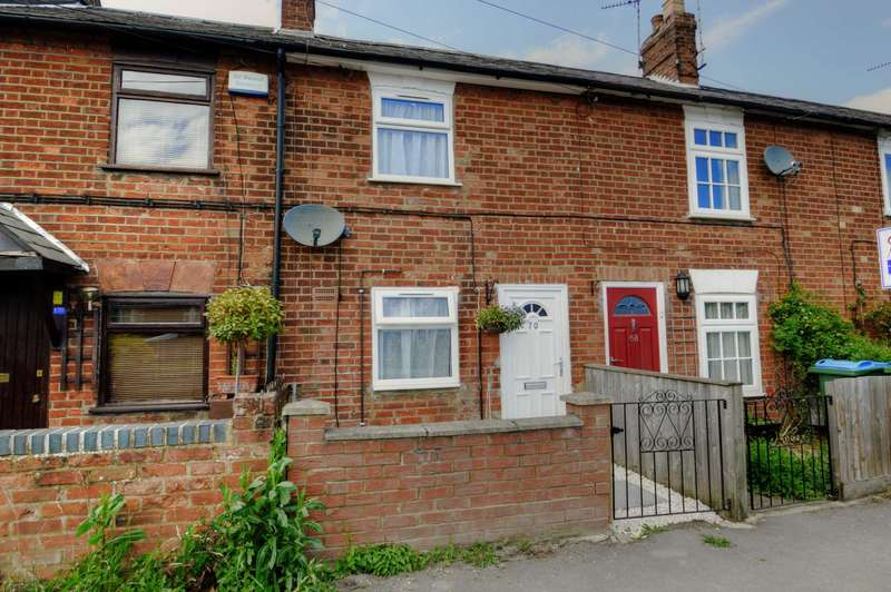 2 Bedrooms Terraced House for sale in Weston Road, Aston Clinton