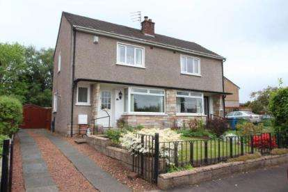 2 Bedrooms Semi Detached House for sale in Chisholm Drive, Newton Mearns