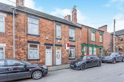 2 Bedrooms Terraced House for sale in Stone Street, Stoke-On-Trent, Staffordshire, Staffs