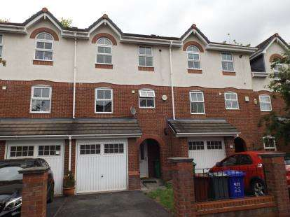3 Bedrooms Terraced House for sale in Whimberry Way, Withington, Manchester, Greater Manchester