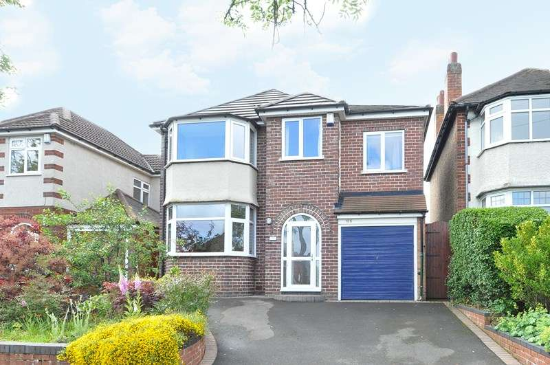 4 Bedrooms Detached House for sale in Midhurst Road, Kings Norton, Birmingham