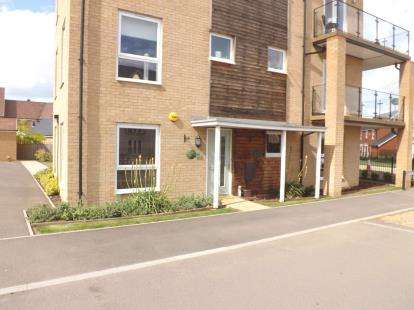 2 Bedrooms Flat for sale in Venus Avenue, Biggleswade, Bedfordshire