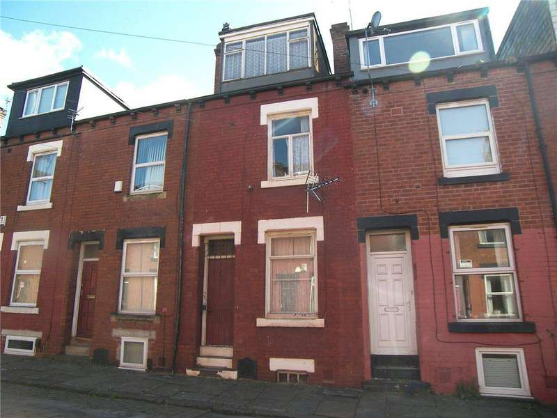 3 Bedrooms Terraced House for sale in Beamsley Mount, Hyde Park, Leeds