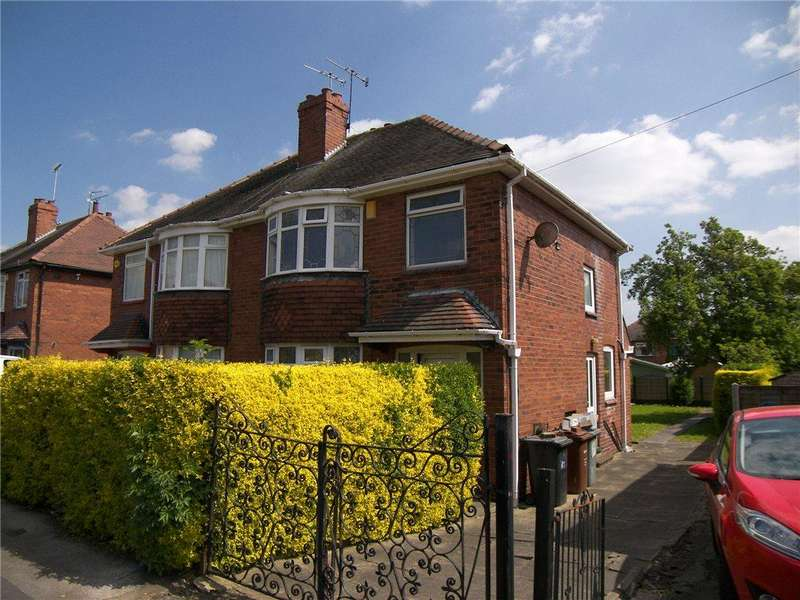 3 Bedrooms Semi Detached House for sale in Orion Crescent, Leeds, West Yorkshire