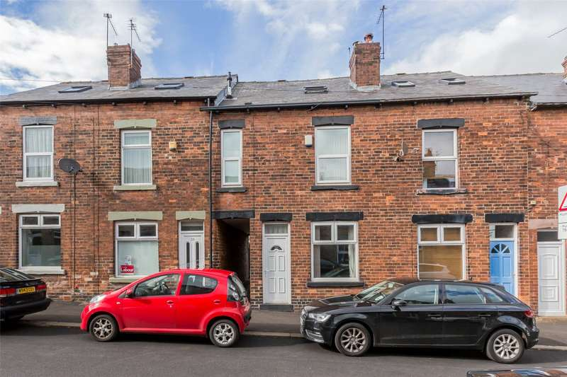 4 Bedrooms Terraced House for sale in Netherfield Road, Crookes, Sheffield, S10