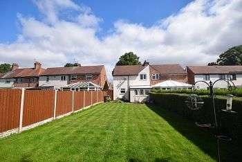 3 Bedrooms Semi Detached House for sale in Osmaston Park Road ALLENTON DE24 8FB