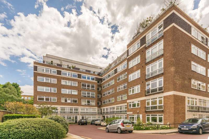 2 Bedrooms Flat for sale in Nottingham Terrace, Marylebone, NW1