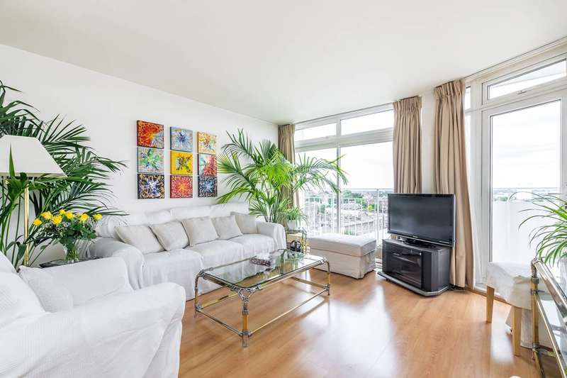 2 Bedrooms Flat for sale in Campden Hill Towers, Notting Hill Gate, W11