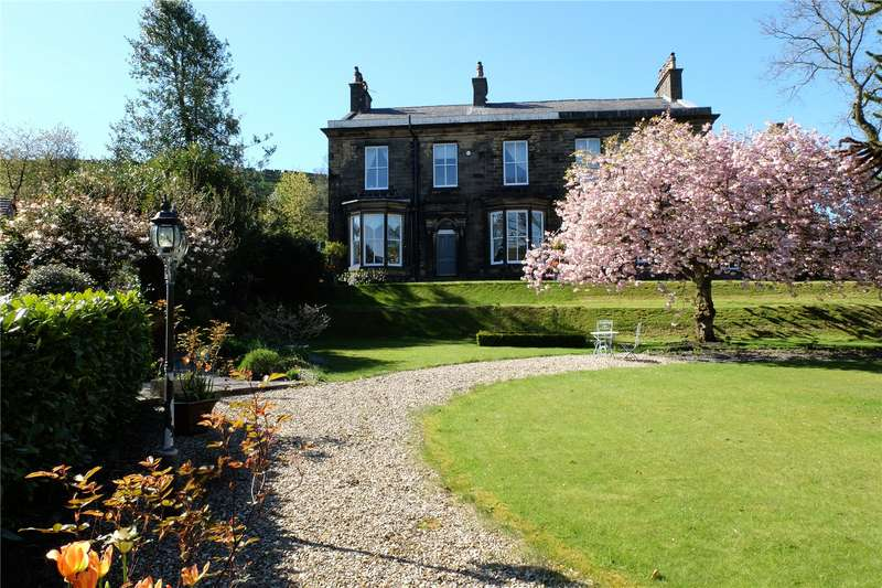 4 Bedrooms Semi Detached House for sale in Abbotsford, Whitworth, Rochdale, Lancashire, OL12
