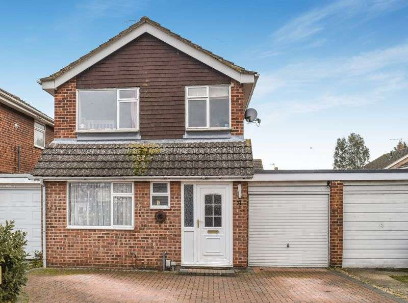 3 Bedrooms Property for sale in Hamble Drive, Abingdon