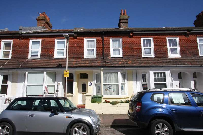 2 Bedrooms Terraced House for sale in Dursley Road, Eastbourne BN22