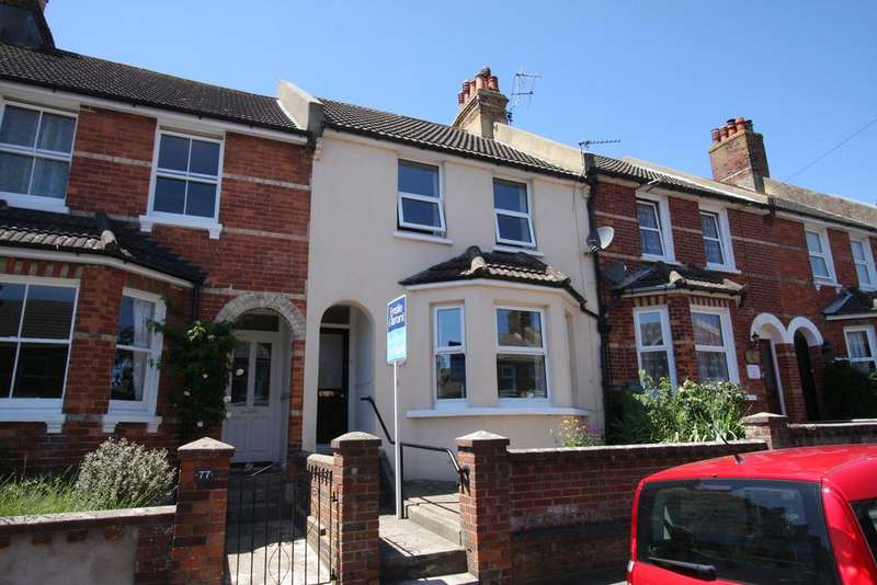 3 Bedrooms Terraced House for sale in Hurst Road, Eastbourne BN21