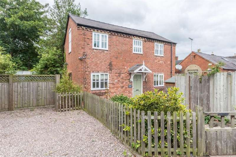 3 Bedrooms Cottage House for sale in 132d Main Street, Alrewas, Burton upon Trent, Staffordshire