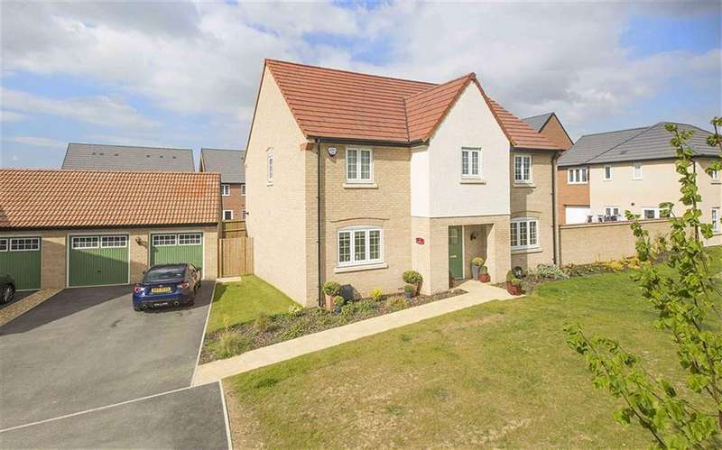 5 Bedrooms Detached House for sale in Buckby Drive, Burton Latimer