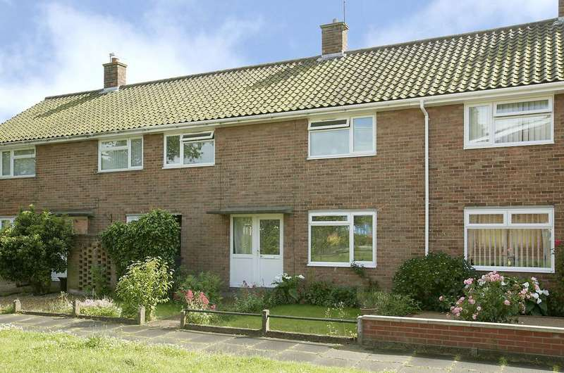 3 Bedrooms Terraced House for sale in Chipperfield Road, Norwich