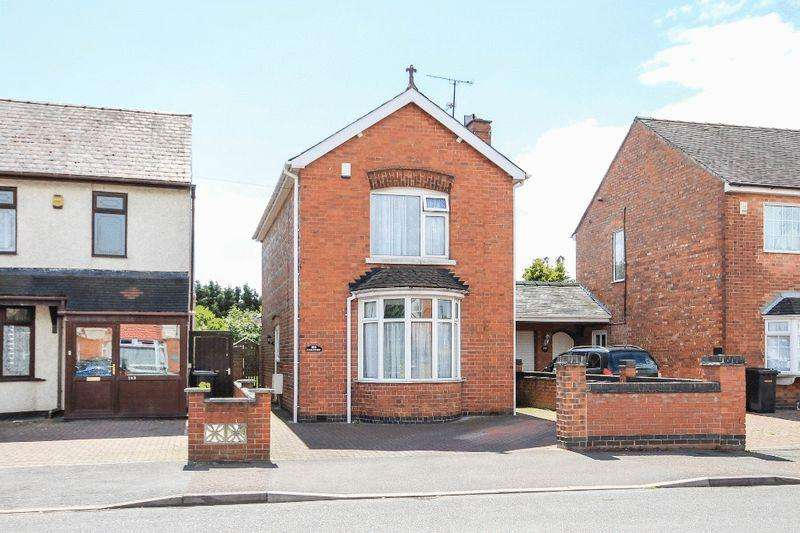 2 Bedrooms Detached House for sale in BAKER STREET, ALVASTON