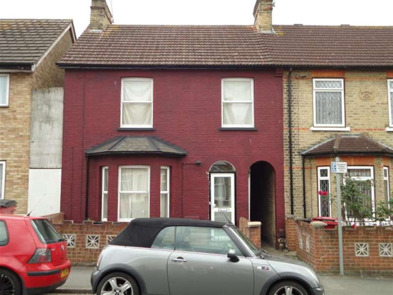 4 Bedrooms End Of Terrace House for sale in King Edward Street, Slough, Berkshire, SL1 2QT