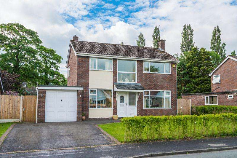 3 Bedrooms Detached House for sale in Clifton Avenue, Culcheth