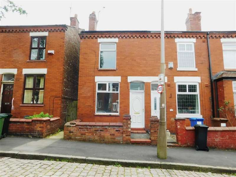 2 Bedrooms Property for sale in Bombay Road, Edgeley, Stockport